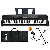 Bộ Đàn Organ Yamaha PSR-E273 - Đàn, Chân, Bao, Nguồn Keyboard PSR E273 Chính Hãng - Có tem chống hàng giả Bộ CA - Kèm Móng Gẩy DreamMaker