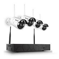 Hệ Thống Camera An Ninh CCTV Hệ Thống Nhìn Ban Đêm (1080P) (4 Cái)