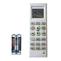 Remote Điều Khiển Cho Máy Lạnh, Máy Điều Hòa Sumikura Turbo (Kèm pin AAA Maxell)