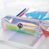 Hộp bút trong hologram IN HÌNH Ma Đạo Tổ Sư manhua đam mĩ chibi