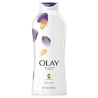 Sữa Tắm Olay Age Defying 650ml - Chống Lão Hóa (Tím) - New