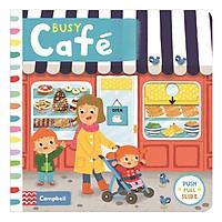 Cambell Fush Full Slide Series: Busy Café