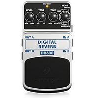 BEHRINGER DR600 - Digital Stereo Reverb Effects Pedal - PEDAL - FUZZ- Hàng chính hãng