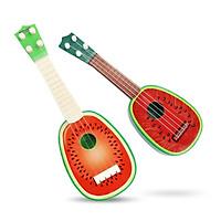 Đàn UKULELE nhiều màu đồ chơi  âm nhạc cho bé