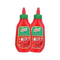[Chỉ giao HCM] Tương Ớt Knorr 5 Cay Đậm - 220g   -  3501730