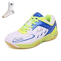 Giày cầu lông Lefus L1085 chính hãng dành cho nam và nữ, mẫu mới có 2 màu lựa chọn  - Tặng tất thể thao Bendu