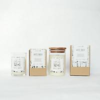 Nến Thơm Thiên Nhiên - Mùi White Birch
