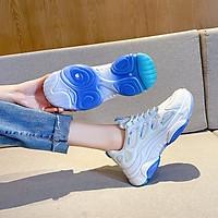 Giày Thể Thao Đế  Cao Cầu Vồng  - 138