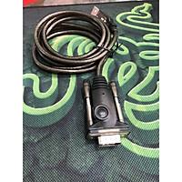Cáp chuyển từ USB ra COM (RS232) Y-105