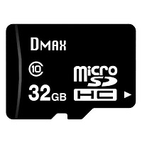 Thẻ Nhớ 32GB Dmax Micro SDHC Class 10 - Hàng Chính Hãng