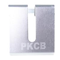 Giá đỡ điện thoại ipad 1mm có rãnh sạc chất liệu kim loại Sơn bóng - Hàng Chính Hãng