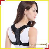 Đai chống gù lưng cao cấp-HT SYS-Posture Corrector-Freesize-Màu đen