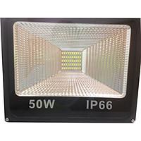 Đèn Pha Ngoài Trời Tuan Nguyen 50W (0.5) Ánh Sáng Trắng Chip SMD Chất Lượng Cao Chống Nước Tiêu Chuẩn IP66 Không Tỏa Nhiệt Tiết Kiệm Điện