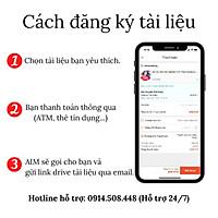 Tài Liệu Marketing - Gói Standard - Bài Thi Vietnam Young Lions 2020 - Video Case - Hạng Mục Digital - Chuẩn quốc tế - Học mọi nơi - VYLVC 10 [Độc Quyền AIM ACADEMY]