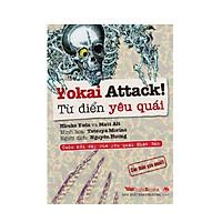 Sách - Yokai attack!: Từ điển yêu quái