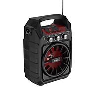 Loa Bluetooth Karaoke HOCO DS02 kèm 1 micro có dây  - Hàng nhập khẩu