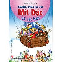 Sách - Chuyện Phiêu Lưu Của Mít Đặc Và Các Bạn (Bìa Mềm) - NXB Kim Đồng