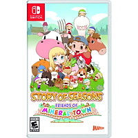 GAME STORY OF SEASONS : FRIENDS OF MINERAL TOWN -HÀNG NHẬP KHẨU