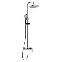 Sen tắm đứng nóng lạnh Basic S BW-601SC (trọn bộ)