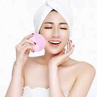 Máy rửa mặt cầm tay massage cho mọi loại da