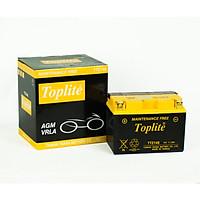 Ắc quy Motor Toplite TTZ14S 12V-11.2Ah