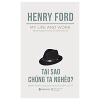 Tại Sao Chúng Ta Nghèo? (Tái Bản 2019) (Tặng Notebook Tự Thiết Kế)