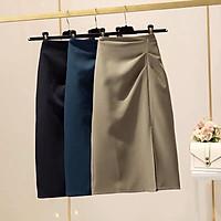 Chân váy bút chì Tina sang trọng - nhiều size và màu, form dáng chuẩn thích hợp mặc đi làm, dự tiệc