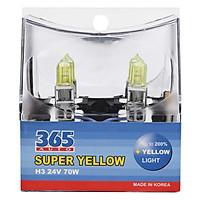 Bóng Đèn Phá Sương 365-Auto H3 Super Yellow (70W) - Vàng