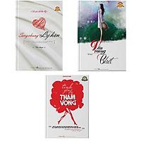 Bộ sách 3 cuốn truyện ngôn tình Sống chung sau ly hôn + Vấn vương đến chết + Tình yêu và tham vọng