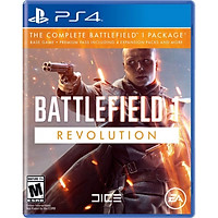 Đĩa Game PS4 Battlefield 1 Revolution Edition - Hàng Nhập Khẩu