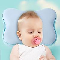 Gối cao su non cho bé chống bẹp đầu, méo đầu. Gối cho bé từ 0 - 2 tuổi