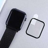 Kính cường lực full màn hình Nillkin 3D AW+ cho Apple Watch 38/40/42/44mm - Hàng chính hãng.