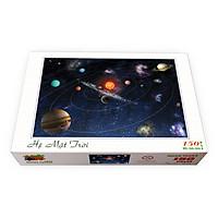 Bộ tranh xếp hình 150 mảnh – Hệ Mặt Trời
