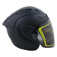 Mũ Bảo Hiểm Phong Cách Thể Thao Kính Khói Asia M115