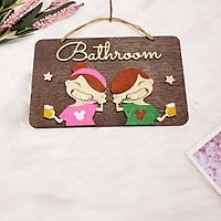 Bảng gỗ trang trí handmade 038
