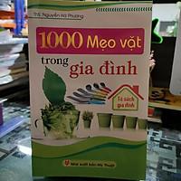 1000 mẹo vặt trong gia đình (Tủ sách gia đình)