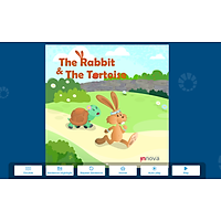 [E-BOOK] i-Learn Smart Start 2 Truyện đọc - The Rabbit and the Tortoise