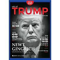 Hiểu Về Trump - Tặng Sổ Tay Giá Trị (Khổ A6 Dày 200 Trang)