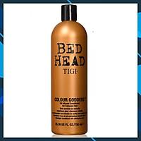 DẦU XẢ TIGI BED HEAD COLOUR GODDESS OIL INFUSED CONDITIONER CHO TÓC NHUỘM 750ML (USA)