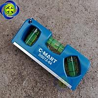 Thước thủy bỏ túi có từ C-MART D0012-04  100mm