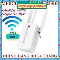 Bộ kích sóng wifi Mercusys MW300re 3 râu cực mạnh,Kich wifi,cục hút wifi,kích sóng wifi hàng  - Hàng Chính Hãng