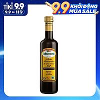Giấm Balsamic Monini 500ml (Italy)