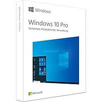 Phần mềm bản quyền Microsoft Windows 10 Pro 32/64 bit Eng Intl USB RS (HAV-00060) - Hàng Chính Hãng