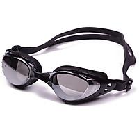 Kính bơi cận 4.0 độ 6200 tráng gương, chống UV - POKI