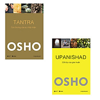 Bộ 2 cuốn sách về của Osho: Tantra - Upanishad