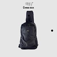 Túi đeo ngực thể thao, tập gym thiết kế 100% Polyester Three-Box brand