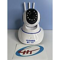 Camera wifi Yoosee chuẩn 3 râu 11 LED Full HD,KÈM THẺ NHỚ 32G - hàng chính hãng
