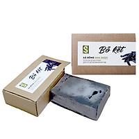 Combo 02 Xà bông Bồ Kết Sinh Dược 100g - Xà bông thảo dược dùng cả tắm và gội đầu
