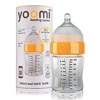 Bình sữa Yoomi 240ml dành cho trẻ nhỏ - Nhập khẩu từ Anh Quốc