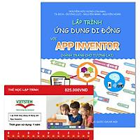 Combo khóa học lập trình ứng dụng di động với App Inventor và sách lập trình với App Inventor